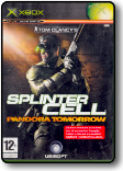 gameTom Clancys Splinter Cell Pandora Tomorrow