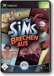 gameThe Sims Bustin Out