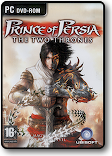 gamePrince Of Persia The Two Thrones