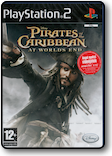 gameDisney - Pirates Of The Caribbean At Worlds End