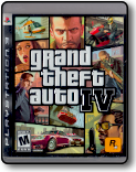 gameGrand Theft Auto IV