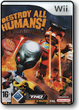gameDestroy All Humans Big Willy Unleashed