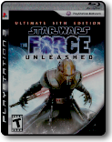 gameStar Wars The Force Unleashed Ultimate Sith Edition
