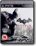 gameBatman Arkham City
