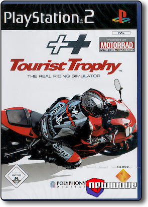 Tourist Trophy - The Real Riding Simulator