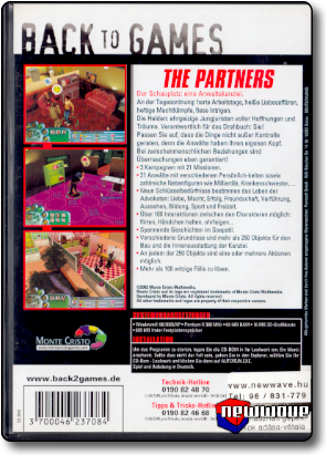 The Partners background