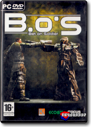 B.O.S Bet On Soldier