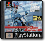 gameJeremy McGrath Supercross 2000